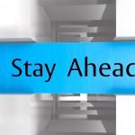 Infografía 3D logotipo Stay Smart – Assa Abloy